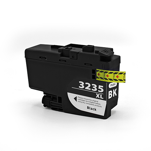 Cartuccia compatibile per Brother LC-3235 nero 6000pag.ink pigmentato
