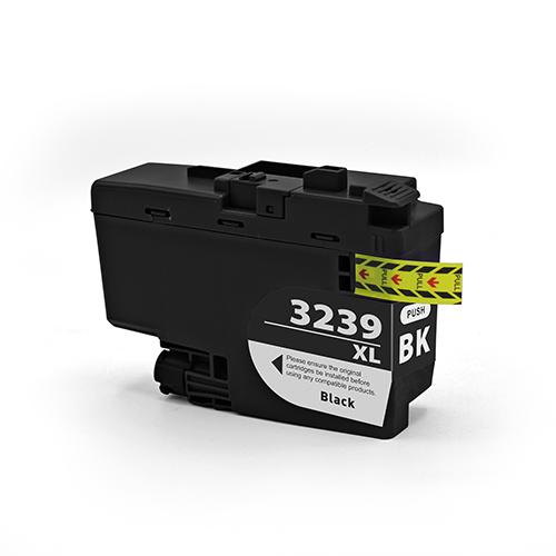 Cartuccia compatibile per Brother LC-3239 nero 6000pag.ink pigmentato