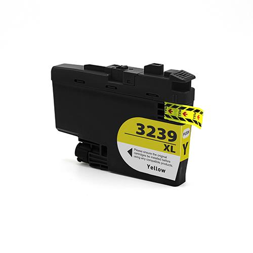 Cartuccia compatibile per Brother LC-3239 giallo 5000pag.ink pigmentato