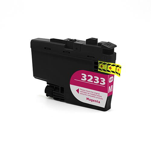 Cartuccia compatibile per Brother LC-3233 magenta 1500pag.