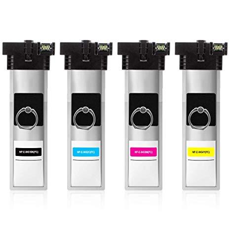 Cartuccia comp. per Epson T9452 ciano ink pigmentato