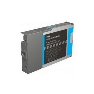 Cartuccia comp. per Epson T6122 ciano ink dye
