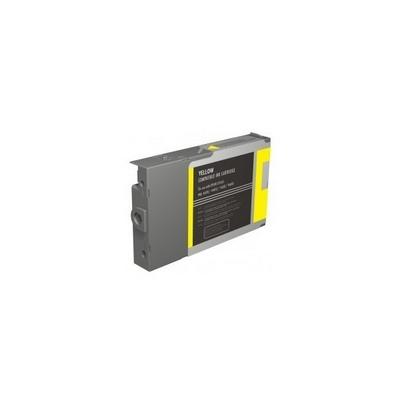 Cartuccia comp. per Epson T6124 giallo ink dye