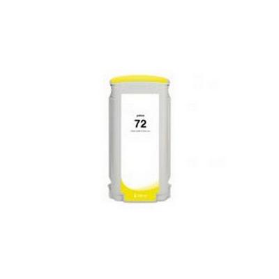 Cartuccia comp. Per HP 72 C9373A giallo