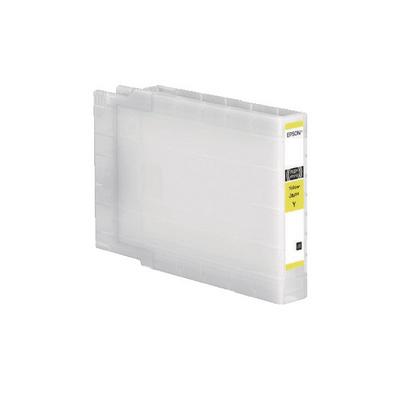 Cartuccia comp. per Epson T04B4 giallo ink pigment