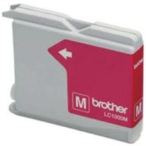 Cartuccia per Brother LC-1000 LC-51 LC-970 LC-960 magenta