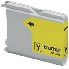 Cartuccia per Brother LC-1000 LC-51 LC-970 LC-960 giallo