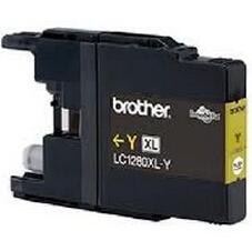 Cartuccia per Brother LC-1240 LC-1280 giallo