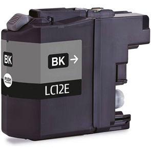 Cartuccia per Brother LC-12EBK MFC-J5920DW nero 2400pag.