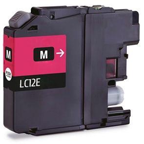 Cartuccia per Brother LC-12EM MFC-J5920DW magenta 1200pag.