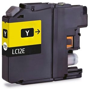 Cartuccia per Brother LC-12EY MFC-J5920DW giallo 1200pag.