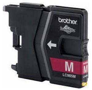 Cartuccia per Brother LC-985 magenta 12ml