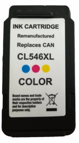 Cartuccia compatibile per CANON CL-546XL 8288B001 colore 300pag.