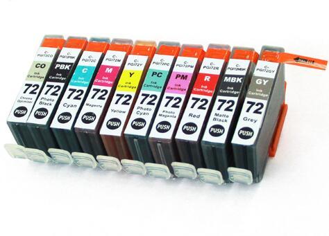 Cartucce per Canon PGI72 ciano 6404B001