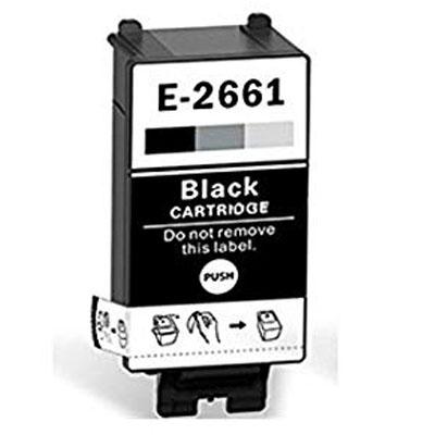 Cartuccia compatibile per Epson WF-100W T2661 nero