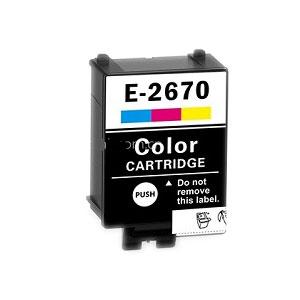 Cartuccia compatibile per Epson WF-100W T2670 A COLORI