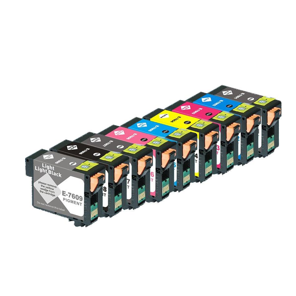 Cartuccia compatibile per Epson T7601 nero