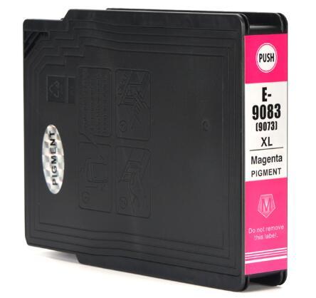 Cartuccia compatibile per Epson T9083 magenta