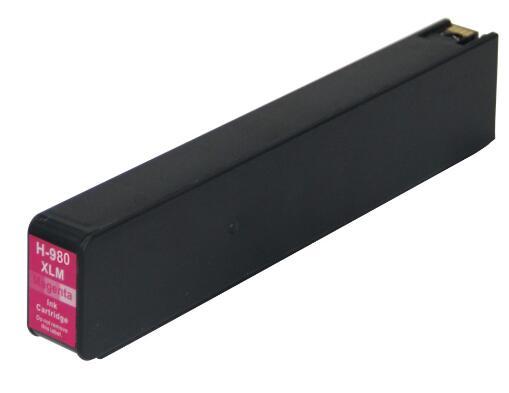 Cartuccia compatibile per HP 980XL D8J08A magenta