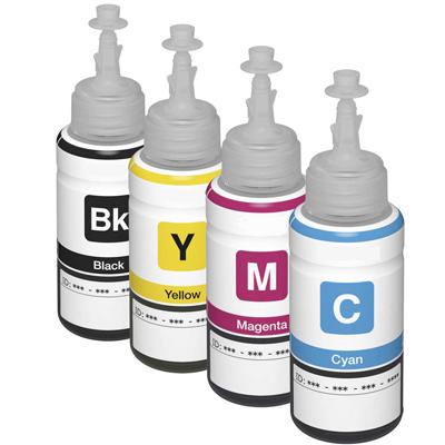 100ml Inchiostro pigment CIANO per canon PGI1500-2800