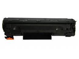 Toner universale per HP CB435A CB436A CE285A nero 1600pag.