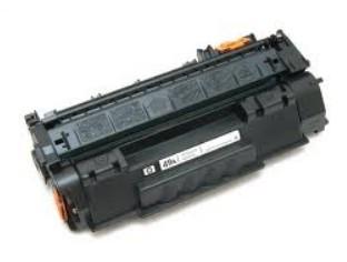 Toner universale per HP Q5949A Q7553A nero 3000pag.
