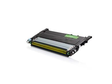 Toner rigenerato per Samsung CLP-360 CLT-Y406S giallo 1000pag.