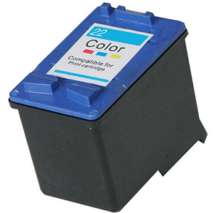 C9352CE Cartuccia rigenerata per HP 22XL colori alta capacita' 850pag.