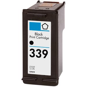 C8767E Cartuccia rigenerata per HP 339 nero 900pag.