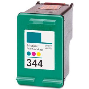 C9363E Cartuccia rigenerata per HP 344 colori 900pag.