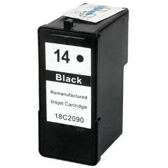 18C2090 Cartuccia rigenerata per LEXMARK 14 nero