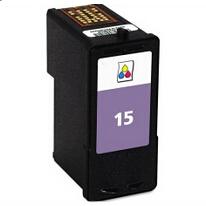 18C2110E Cartuccia rigenerata per LEXMARK 15 colori