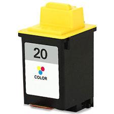 15M0120 Cartuccia rigenerata per LEXMARK 20 colori 1600pag.