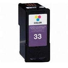18C0033 Cartuccia rigenerata per LEXMARK 33 colori 800pag.
