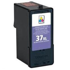 18C2180 Cartuccia rigenerata per LEXMARK 37XL colori 800pag.