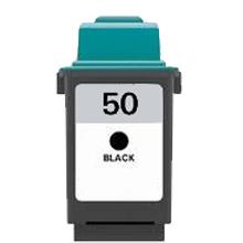 17G0050 Cartuccia rigenerata per LEXMARK 50 nero 550pag.