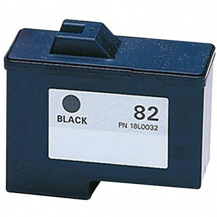 18L0032 Cartuccia rigenerata per LEXMARK 82 nero 550pag.