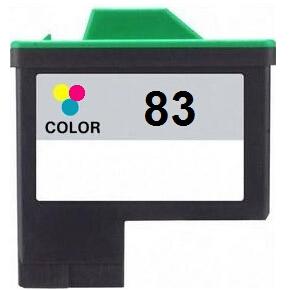 18L0042 Cartuccia rigenerata per LEXMARK 83 colori 800pag.