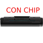 CON CHIP Toner compatibile per HP W1106A nero 1000pag.